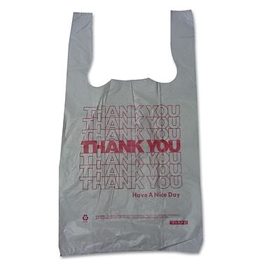 BARNES PAPER CO. High Density Shopping Bags, 19