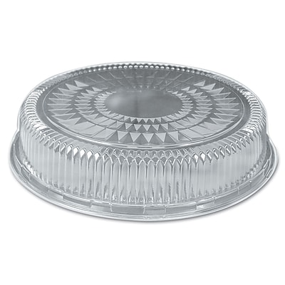 HANDI-FOIL OF AMERICA Dome Lids for Round Serving Trays