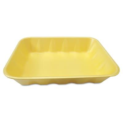 GENPAK MEATTRAYS SEBRING Yellow Foam Meat Tray