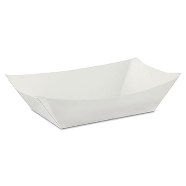 DIXIE/FORT JAMES Paper Food Tray
