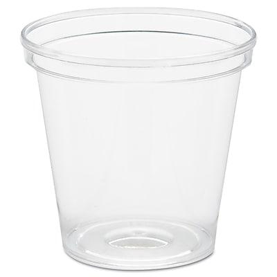 WNA AMERICAN PLS MASS WH Comet Plastic Glass