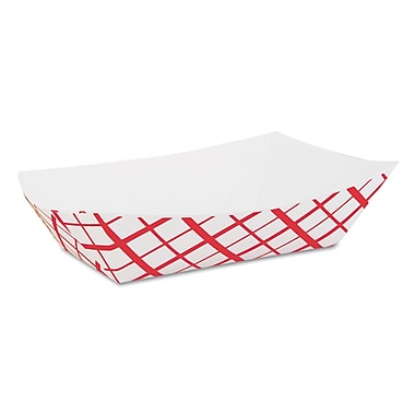 SOUTHERN CHAMPION Tray Paperboard Food Baskets, 2.5 lb.