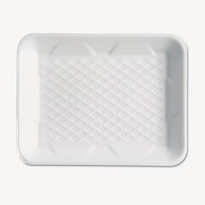 GENPAK White Food Tray