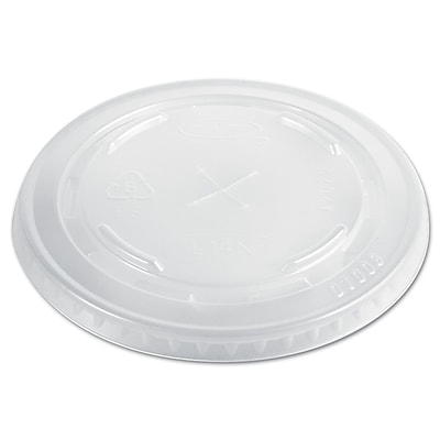 DART CONTAINER CORP Lids for Plastic Cold Cups 1522678