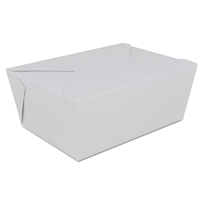 SOUTHERN CHAMPION ChampPak Carryout Boxes 3.5