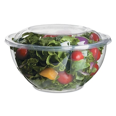 ECO PRODUCTS Salad Bowls with Lids, 32 Oz.