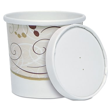 SOLO CUP COMPANY Food Containers, 12 Oz