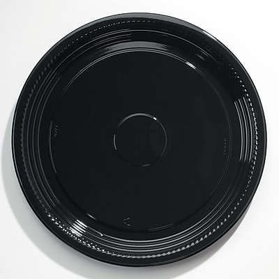 WNA AMERICAN PLS MASS WH Caterline Thermoformed Platter, 18