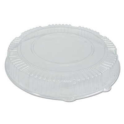 WNA AMERICAN PLS MASS WH Caterline Dome Lids, 18