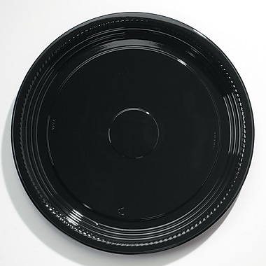 WNA AMERICAN PLS MASS WH Caterline Thermoformed Platter, 16