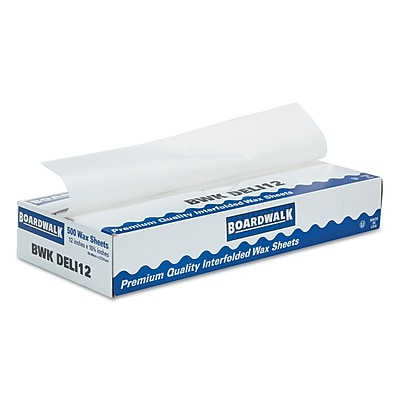 GREEN BAY CONVERTING INC Deli Interfold Paper, 12