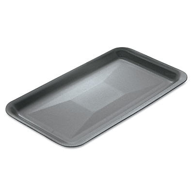 Genpak Meattrays Sebring Supermarket Meat Trays, 100/Carton