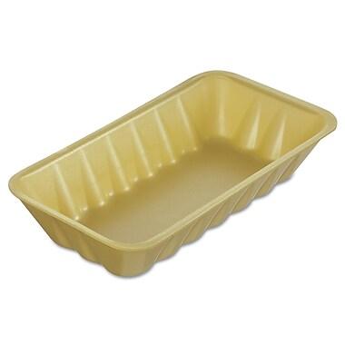 GENPAK MEATTRAYS SEBRING Supermarket #10K Foam Tray Yellow