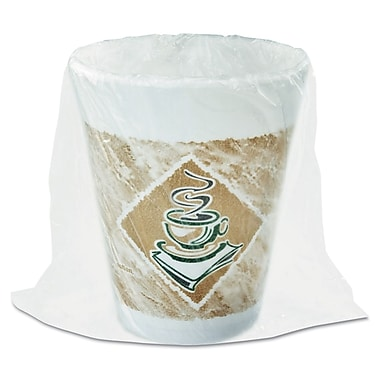DART CONTAINER CORP Wrapped Foam Cup