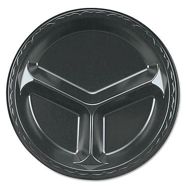 GENPAK EliteLaminated Foam Plates, 10.25