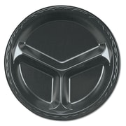 GENPAK EliteLaminated Foam Plates, 10.25""