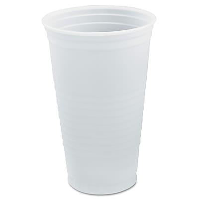 DART CONTAINER CORP Translucent Plastic Cup 1524494