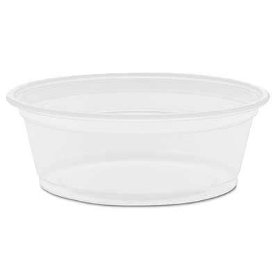 DART CONTAINER CORP Conex Complement Portion Cups, 1.5 Oz.