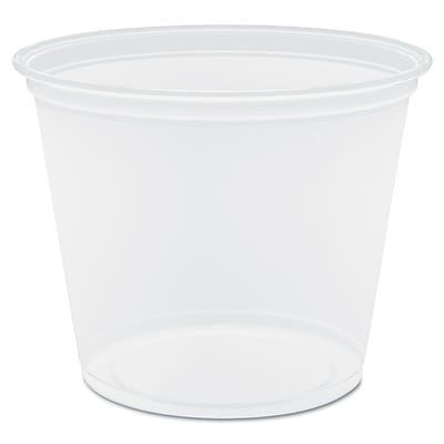 DART CONTAINER CORP Conex Complement Portion Cups, 5.5 Oz.