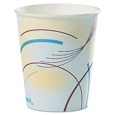 SOLO CUP COMPANY Paper Water Cold Cups 1522656