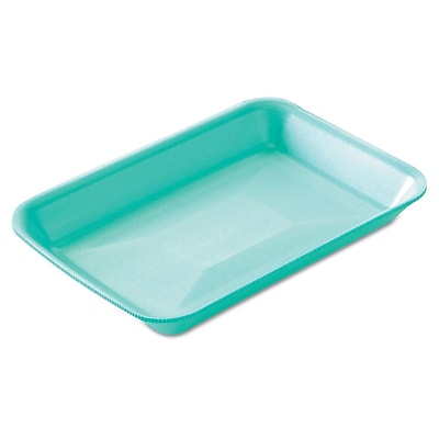 GENPAK MEATTRAYS SEBRING Meat Tray, Green