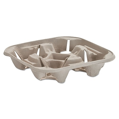 HUHTAMAKI FOODSERVICE Cup StrongHolder Tray 8 - 22 Oz. 1524241