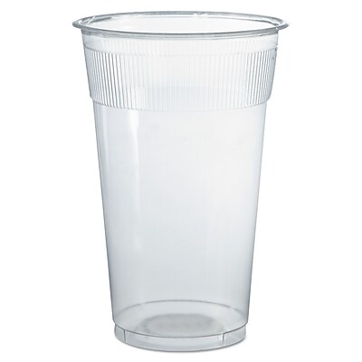 WNA AMERICAN PLASTIC Translucent Plastic Cups 1523548