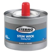 CANDLE CORP OF AMERICA Stem Wick Chafing Fuel