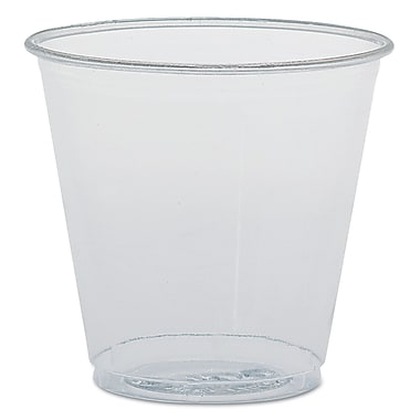 SOLO CUP COMPANY Plastic Sampling Cups