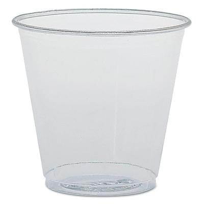 SOLO CUP COMPANY Plastic Sampling Cups