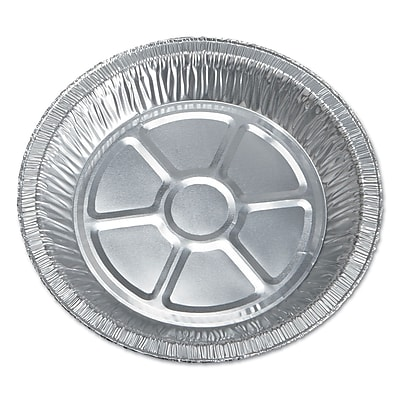 Durable™ Aluminum Pie Pans, 9