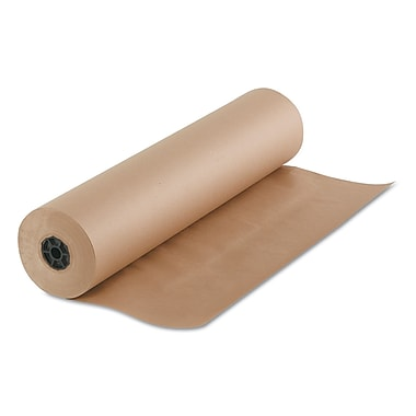 GORDON PAPER KraftPaper Roll , 700' x 3'