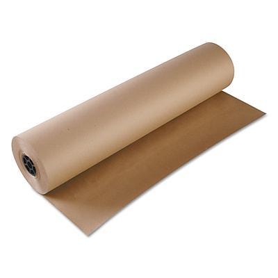 GORDON PAPER KraftPaper Roll , 600' x 3'
