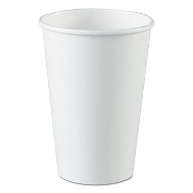 DIXIE/FORT JAMES Paper Cups, 16 Oz.