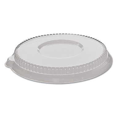 GENPAK Lids for Foam and Laminated Service Bowls