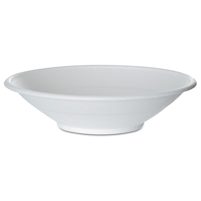 ECO PRODUCTS Bowl Sugarcane Dinnerware 24 Oz.