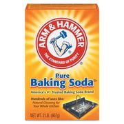 Arm & Hammer Pure Baking Soda, 2 Lbs., 12/CT