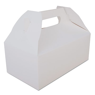 SOUTHERN CHAMPION Carryout Barn Boxes White