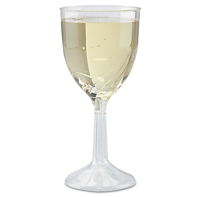 WNA AMERICAN PLS MASS WH Wine Glasses 6 Oz.