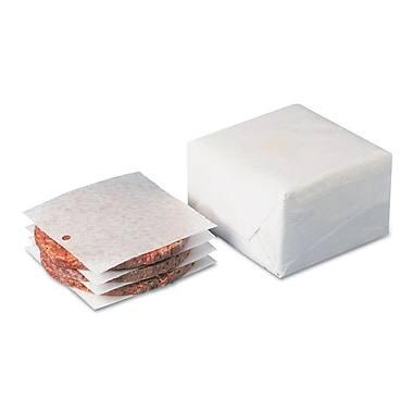 DIXIE/FORT JAMES Dry Wax Laminated Patty Paper