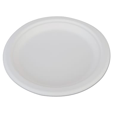 SOUTHERN CHAMPION Heavyweight Bagasse Dinnerware Plate