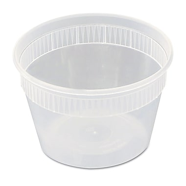PACTIV REGIONAL MIX CNTR 16 Oz. Container With Lid