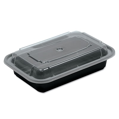 PACTIV REGIONAL MIX CNTR Rectangular Container with Lids