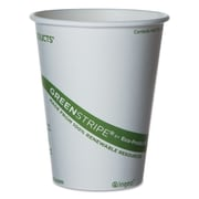 Eco-Products® World Art™ Hot Cups, 12 Oz., 1000/Carton (ECOEPBHC12GS)