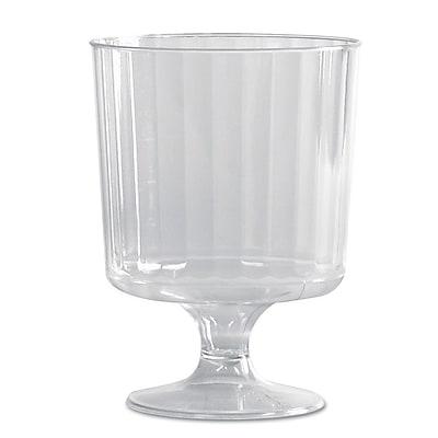 WNA AMERICAN PLS MASS WH Classic Crystal Pedestal Wine Glass