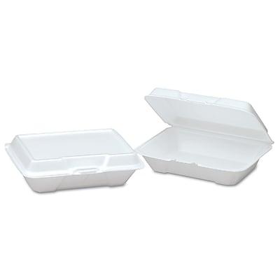 GENPAK All Purpose Foam Hinged Container