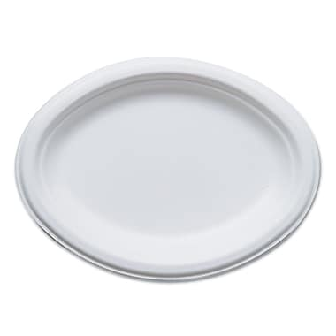ECO PRODUCTS Sugarcane Plate