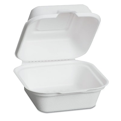 GENPAK Hinged Containers
