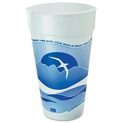 DART CONTAINER CORP Horizon Foam Cup 1524202