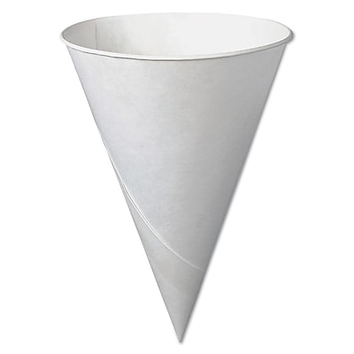 SOLO CUP COMPANY Paper Cone Water Cups 1522657